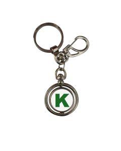 CHAVEIRO LETRA K - Palmeiras