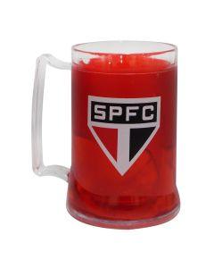 CANECA GEL VERMELHO - SPFC - São Paulo