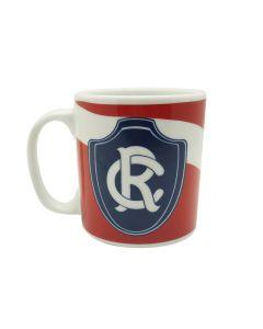 CANECA DE PORCELANA 320ml - Clube do Remo
