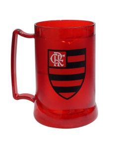 CANECA GEL PEÇA VERMELHA CRF - Flamengo