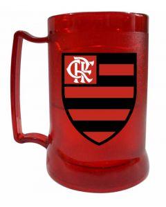 CANECA GEL PEÇA VERMELHA - Flamengo